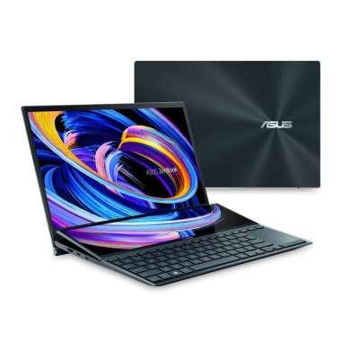 harga Asus Zenbook Duo UX482EA KA551TS [ Core i5-1135G7/ 8GB/ 512 SSD/ Intel Iris Graphics/ 14