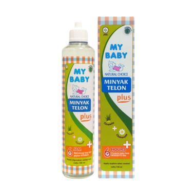 My Baby Minyak Telon Plus [150 mL]