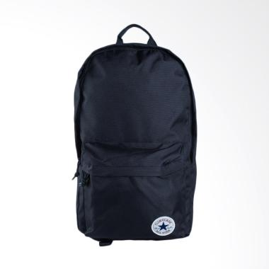 Converse EDC Backpack Tas Ransel Pria - Black [CON03329-A01]