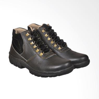 JAVA SEVEN Boots Shoes Sepatu Boots Pria [JVS-BJB 044]