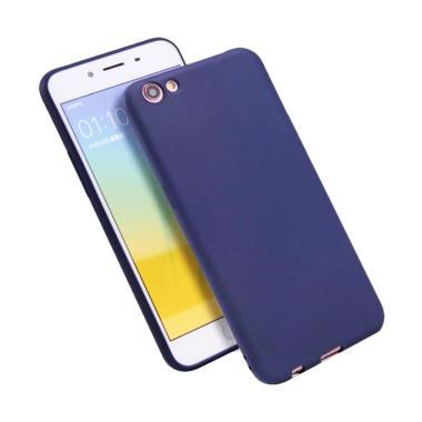 Lize Design Vivo Y69 Case Slim Blue ... athin / Jelly Case - Navy