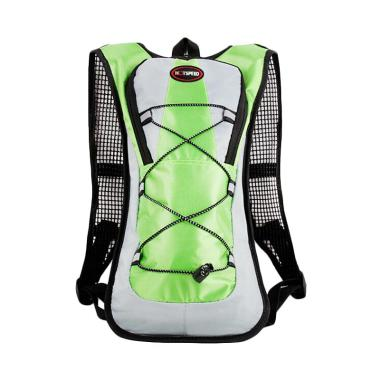 HOTSPEED Waterproof Tas Gunung - Green [ 5 L]