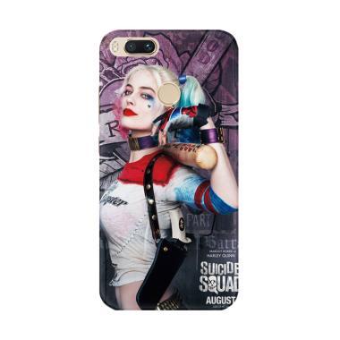 Flazzstore Suicide Squad Harleyquin ... omi Mi A1 or Xiaomi Mi 5X