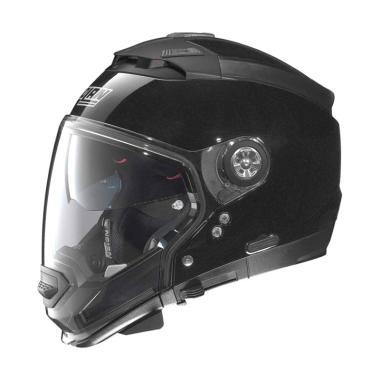 Nolan N44 Evo Special Helm Full Face - Metal Black