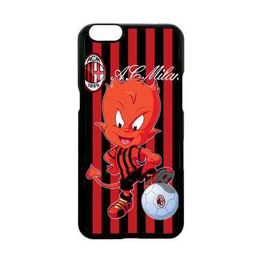 Acc Hp AC Milan FC E1746 Casing for Oppo F1s