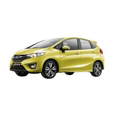 Honda Jazz 1.5 S Mobil - Attract Yellow Pearl