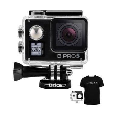 Brica B-PRO 5 Alpha Edition 2S AE2S ... m + Free Original T-Shirt