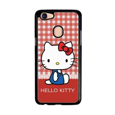 Acc Hp Hello Kitty Kawaii Pink X4821 Custom Casing for Oppo F5