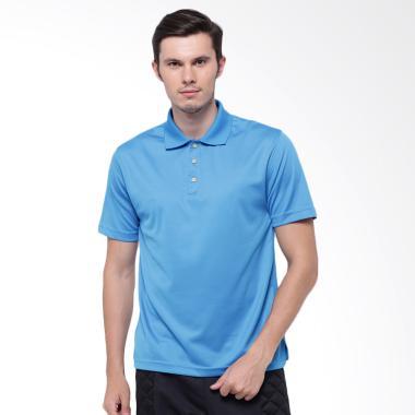 Hitscore Kaos Polo Shirt Unisex - Blue