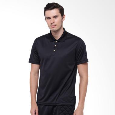 Hitscore Kaos Polo Shirt Unisex - Black