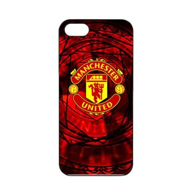 Acc Hp Manchester United Logo Z4780 Casing for iPhone 5 or 5s