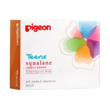 Pigeon Squalane Compact Powder - Gold [20 g]