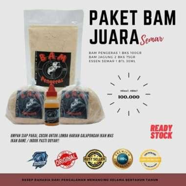 harga Paket BAM Juara SEMAR dan JAGUNG dari Adun Mancing MULTICOLOR Blibli.com