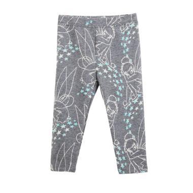 Cargo BG L05 Cotton Legging Branded Celana Anak Perempuan - Grey Fairy