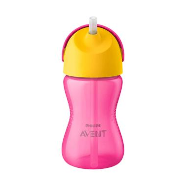 Philips Avent Bendy Straw Cup 10oz / 300 ml - Pink