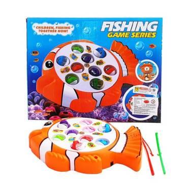 MOMO Momo Fishing Game Series Nemo Mainan Anak