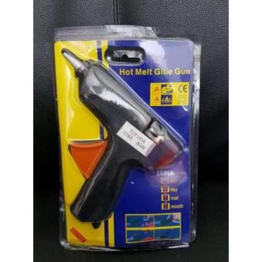 harga Terbaru Glue GunLem Tembak Warna Hitam Free Isi Lem Tembak 27cm 2PCS - 20 Watt Limited Blibli.com