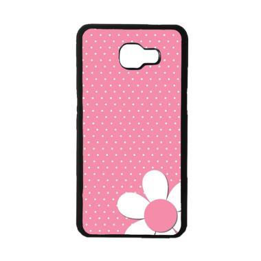 Acc Hp Flower Polkadot E1505 Casing for Samsung Galaxy A5 2017