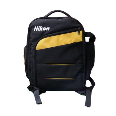 Nikon Kode E Tas Ransel Kamera +  Free Raincover
