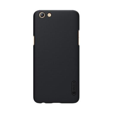 Nillkin Super Frosted Shield Hardcase Casing for Oppo F3 - Black