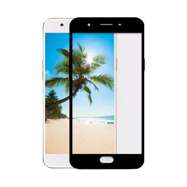 Bluetech Tempered Glass Screen Protector for OPPO A39 [Full Frame]
