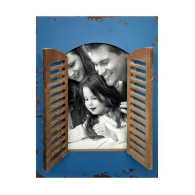Decora Living Photo Frame - Blue