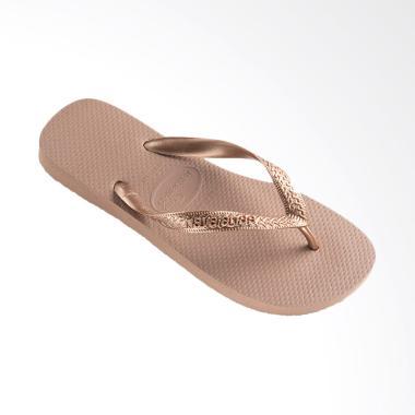 Havaianas Top Tiras Cf 3581 Sandal Flip Flop Unisex - Rose Gold