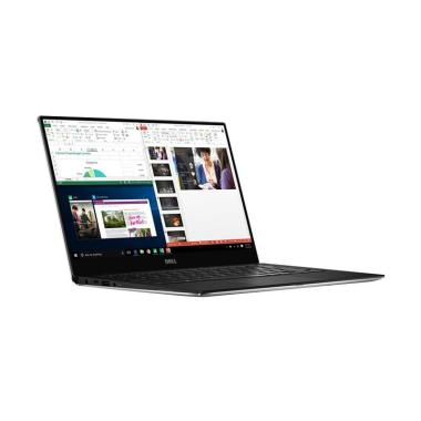DELL XPS 13 Notebook - Silver [Inte ... .3 Inch FHD Touch/ Win10]