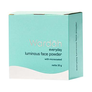 Wardah Everyday Luminous Face Powder - 01 Light Beige [30 g]