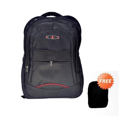 62f222922ddd Polo Alfito Laptop Tas Sekolah Anak - Hitam  W46