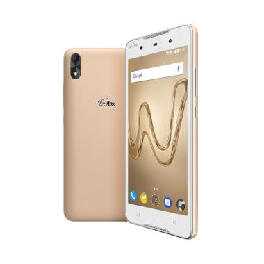 Wiko Robby 2 Smartphone - Gold [16GB/ 2GB/ LTE]
