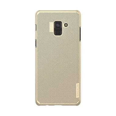 Nillkin Air Hardcase Casing for Sam ...  A8 Plus 2018 Duos - Gold