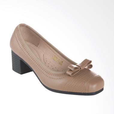 Yongki Komaladi 585-3 Heels Sepatu Wanita - Khaki