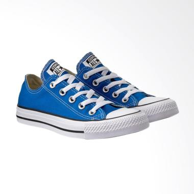 Converse CT All Star Ox Fresh Colour Sneakers Pria - Blue [155572C]