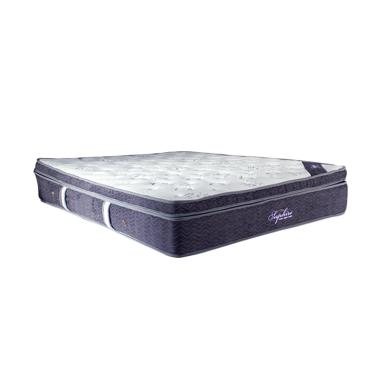 American Pillo Saphire Latex Springbed Mattress - Abu Abu