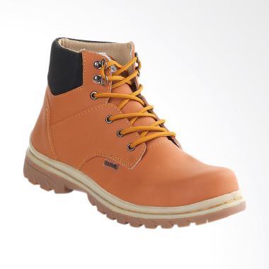 Blackkelly Boots Shoes Sepatu Boot Pria - [BLK-LTA 991]