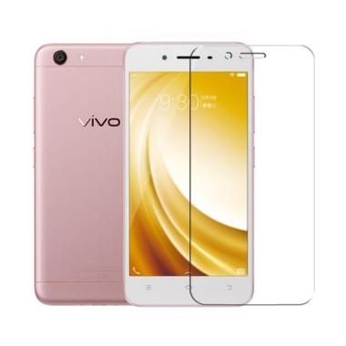 VIVAN Tempered Glass Screen Protector for Vivo Y53 - Transparent