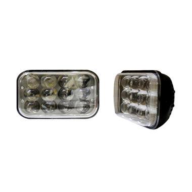 DNY SMD Universal Fog Lamp Bohlam Lampu Mobil [5 Inch/ 12-8V]