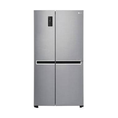 LG GCB247SLUW Side by Side Kulkas [Refrigerator]