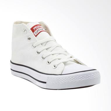 Faster 1603-04 Sepatu Sneakers Wanita - White