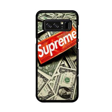 Acc Hp Supreme Hypebeast Money Z5223 Casing for Samsung Galaxy Note 8