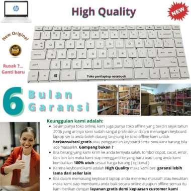 harga Jual keyboard for HP notebook model 14S-DK0074AU 14S-DK0073AU Blibli.com