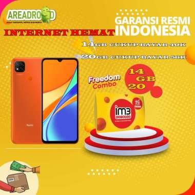 harga Xiaomi Redmi 9C [3/32 GB] Redmi 9C 3 GB 32 GB Bundle Indosat Garansi Resmi Bundle 14GB Blibli.com