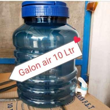 harga Galon -dispenser air dgn kran plastik multicolor Blibli.com