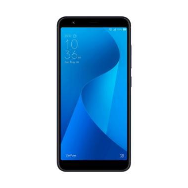 Asus Zenfone Max Plus M1 Smartphone - Black [64 GB/ 4 GB]