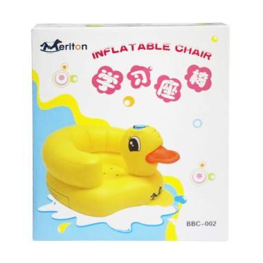 Meriton BBC 002 Inflatable Chair Duck Tempat Mandi Bayi
