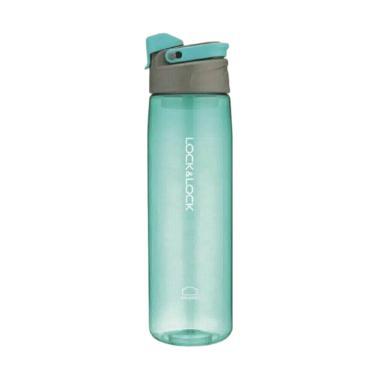 Lock & Lock HLC950BLU Easy Stopper Water Bottle - Blue [950 mL]