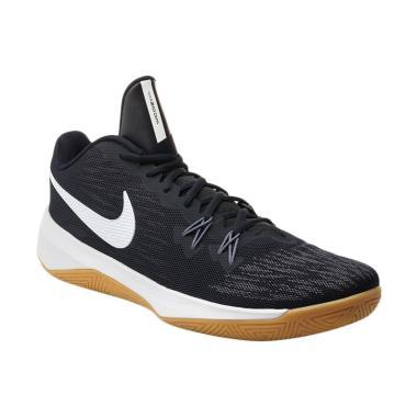 NIKE Men Basketball Zoom Evidence II Sepatu Basket Pria