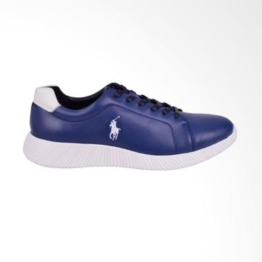 POLO RALPH LAUREN Accessories Sneaker - Navy PZ0800001 - 7258282a6e