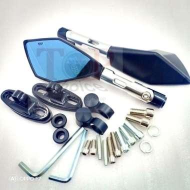 harga Spion tomok nmax-aerox-pcx dan motor lainnya - Putih Multicolor Blibli.com